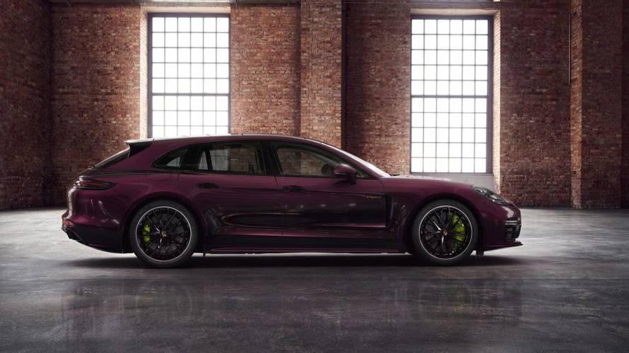 Porsche Exclusive kezelést kapott a Panamera Turbo S E-Hybrid Sport Turismo