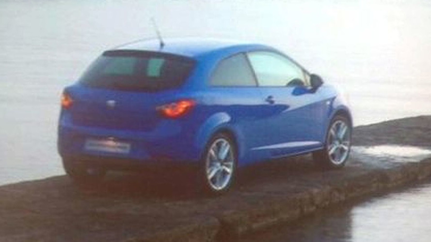 Image Leaks of Bocanegra Based Seat Ibiza Sport-Coupe