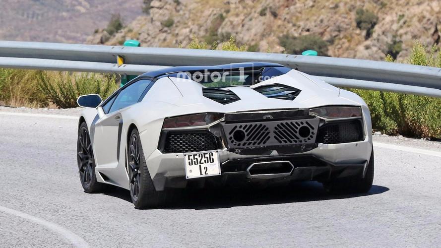 Lamborghini développe une Aventador encore plus performante