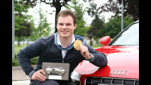 A Giuliano Razzoli un'Audi R8 V10