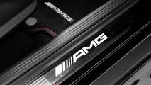 AMG illuminated door sills