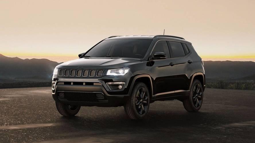 Jeep Compass Night Eagle é lançado a partir de R$ 119.990