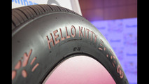 Hello Kitty Tires