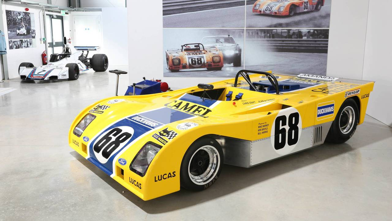 1972 Duckhams Ford LM