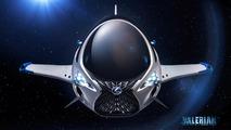 Lexus Spaceship Valerian