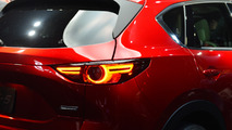 2017 - Mazda CX-5 au salon de Los Angeles