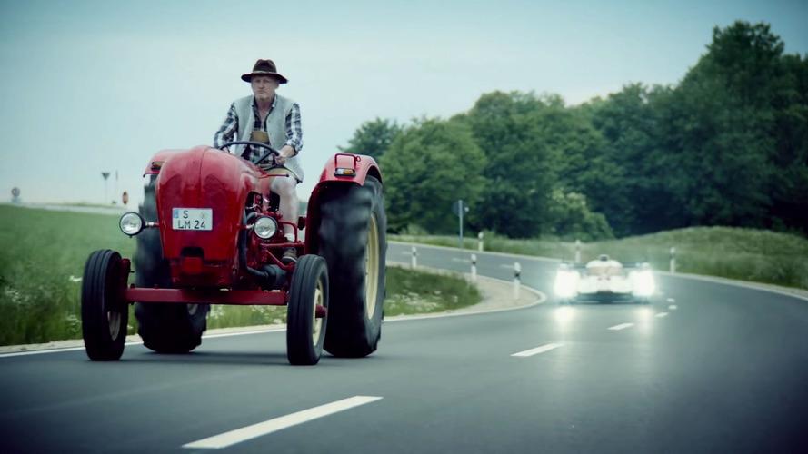 Porsche se despede da Audi em competições com vídeo