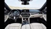 Novo BMW Série 5 é revelado por completo com estilo