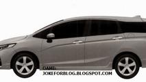 Honda Shuttle patent drawing / jokeforblog.blogspot.com