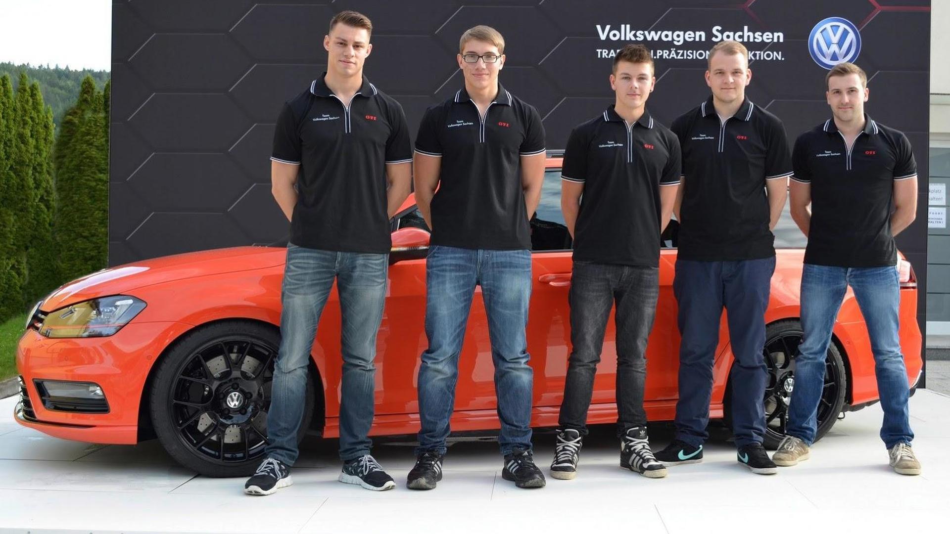 Молодёжный универсал Volkswagen Golf Variant Youngster 5000