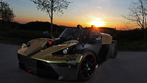 KTM X-BOW GT Dubai Gold Edition by Wimmer