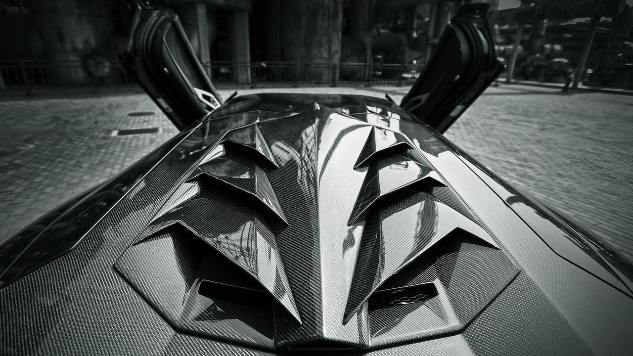 Lamborghini Aventador LP988 Edizione GT