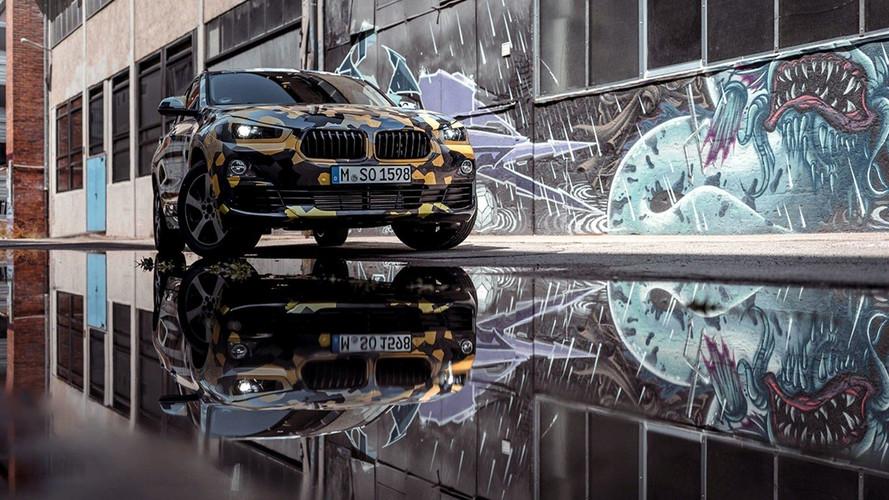 BMW X2 - Voici les premières photos officielles