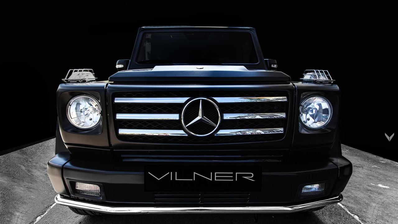 Mercedes G55 AMG by Vilner