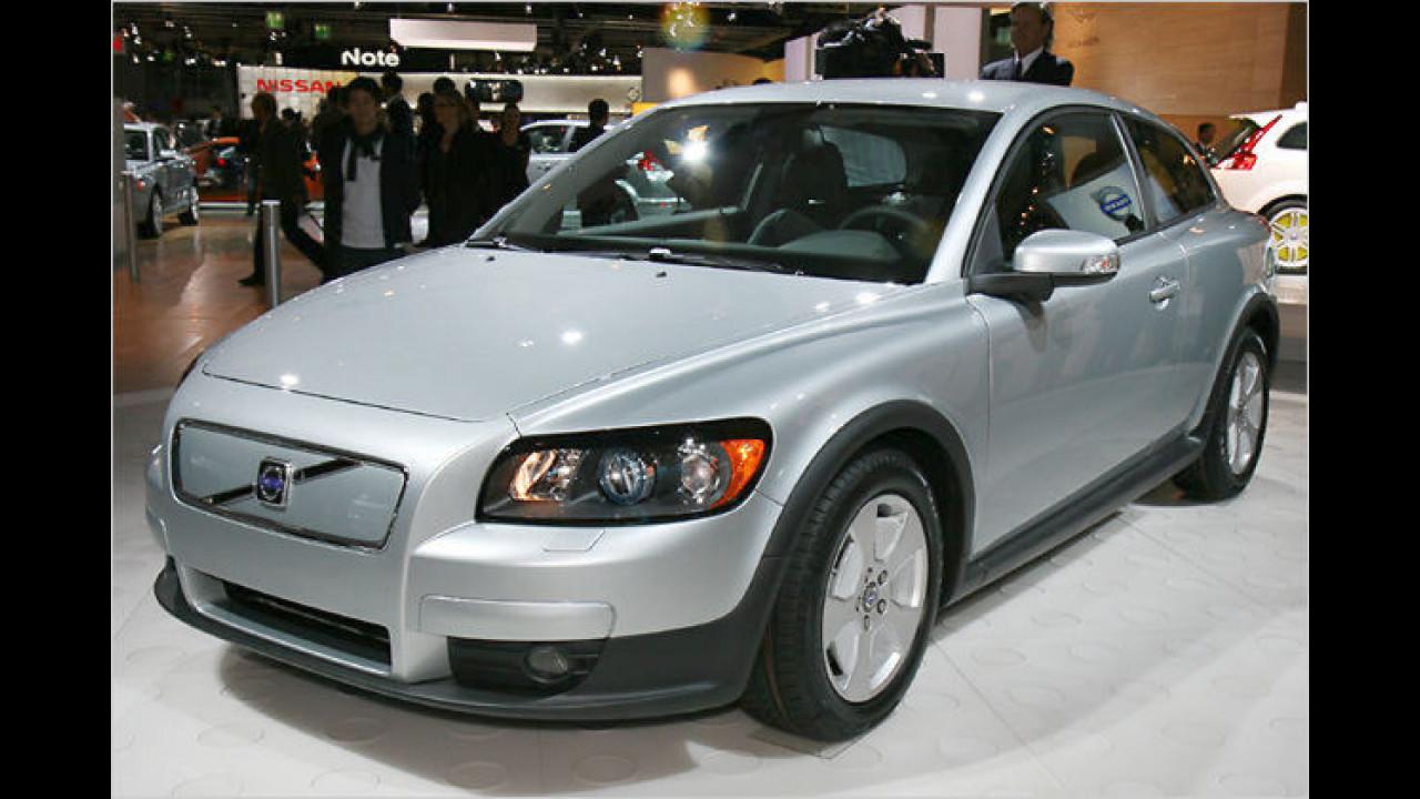 Volvo C30 Efficiency