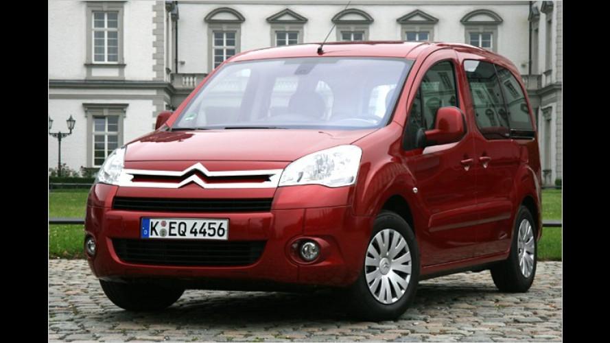 Größer, aber auch teurer: Neuer Citroën Berlingo im Test