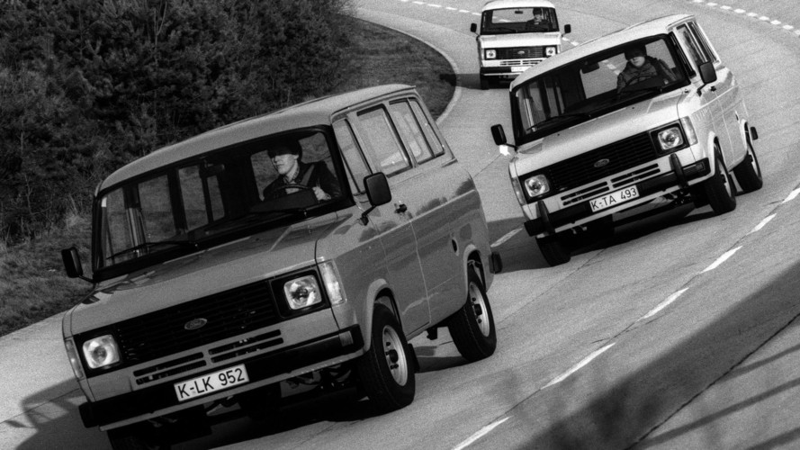 1968 Ford Transit: Classic Ads