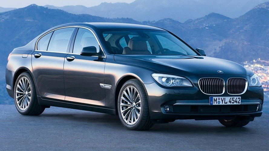 [UPDATED] All New BMW 7-Series Official Photos and Info