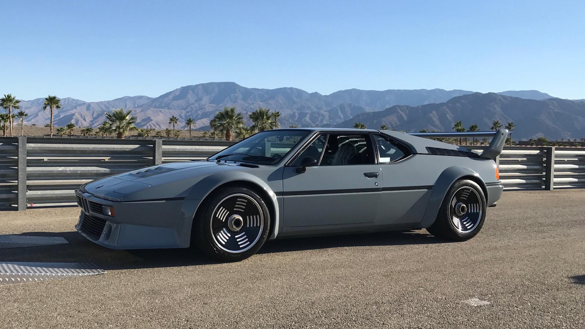 World\'s Only Streetable BMW M1 Procar To Grace Pebble Beach