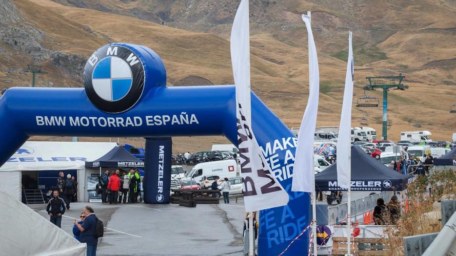 En septiembre regresan los BMW Motorrad Days de Formigal