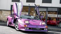 Jamiroquai's Lamborghini Diablo