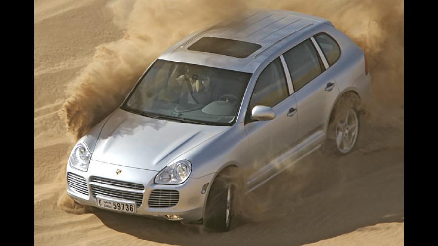 Porsche Cayenne Turbo S: Der stärkste SUV auf dem Markt