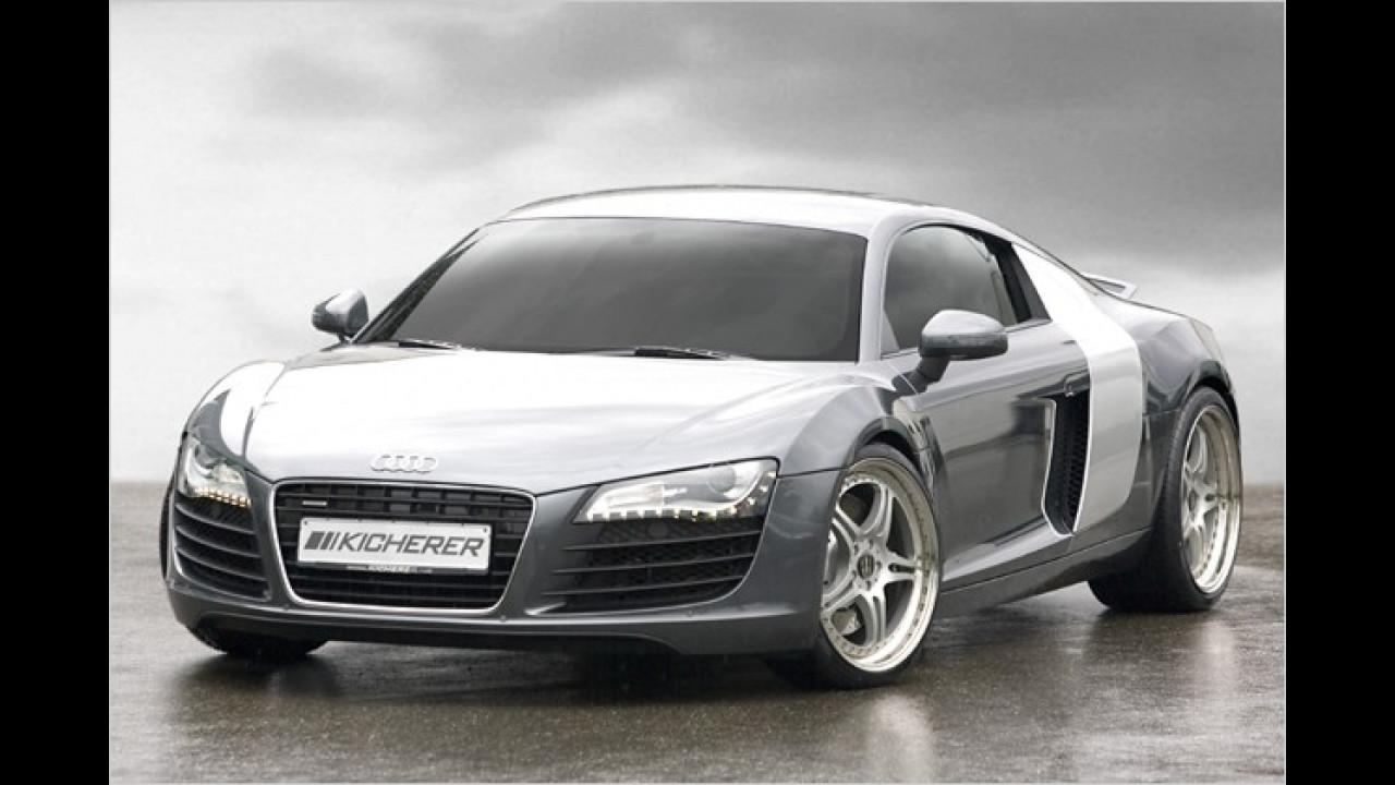 Audi R8: Scharf gemacht