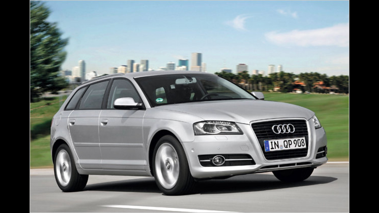 Audi A3 Sportback 1.6 TDI 102g Attraction