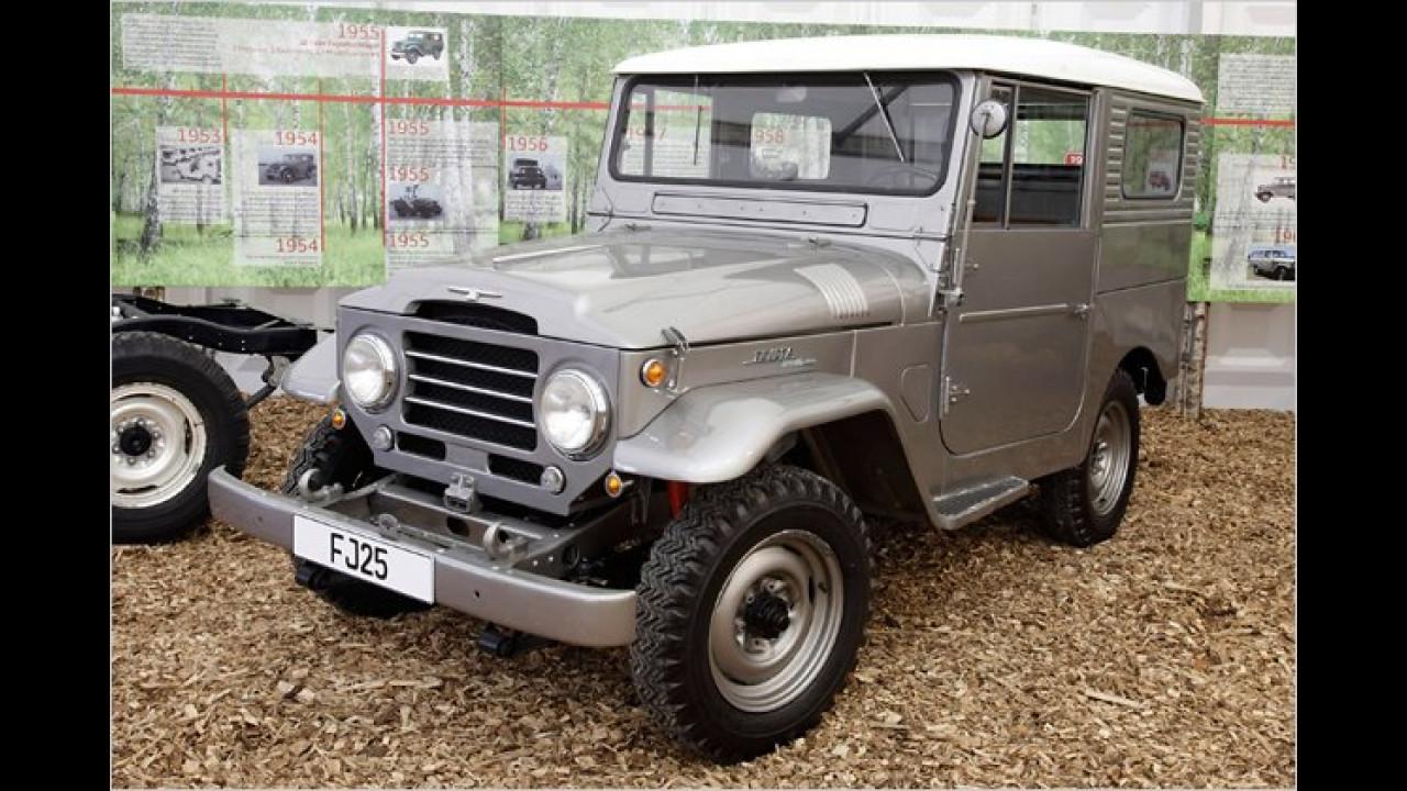 Land Cruiser J2 (1955 bis 1960)