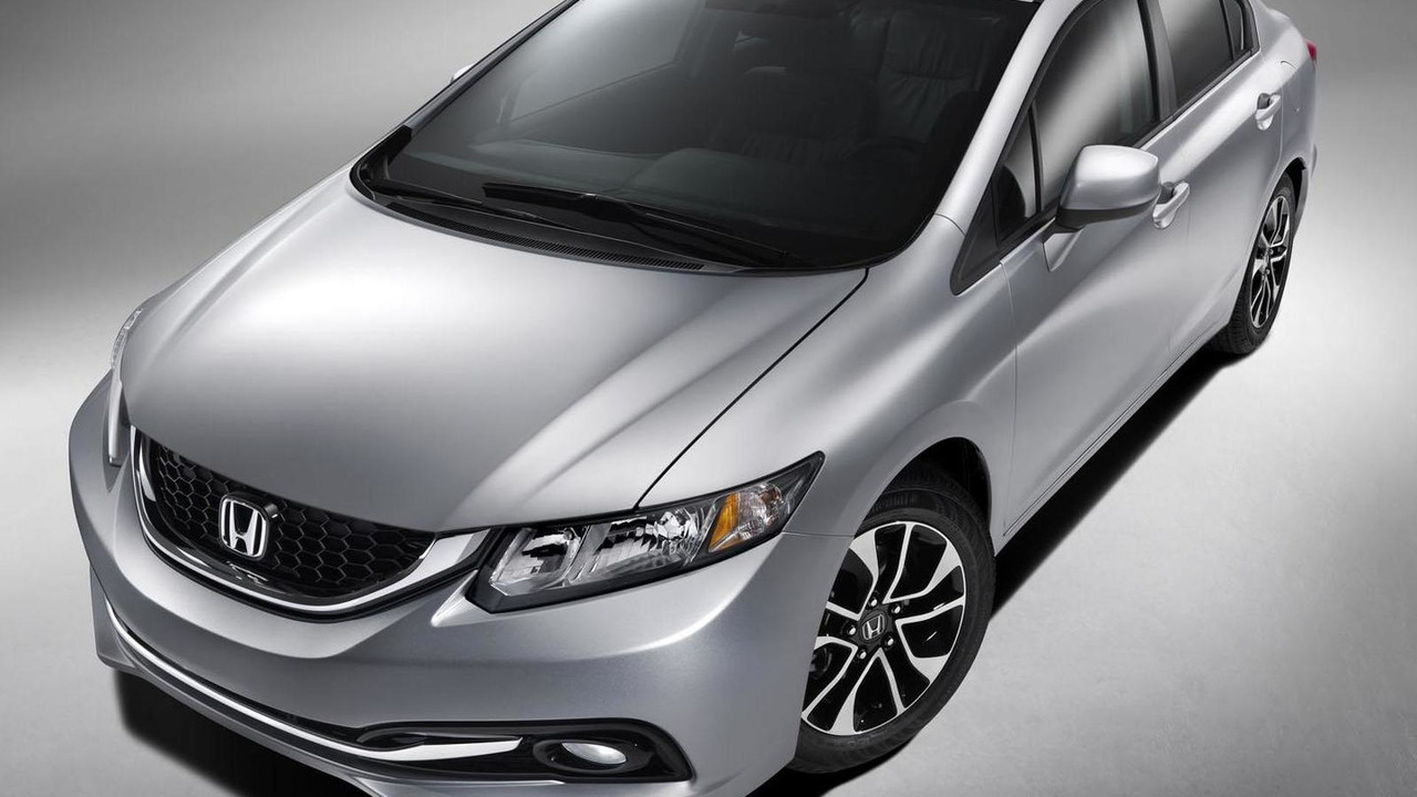 2013 Honda Civic (North America) 12.11.2012