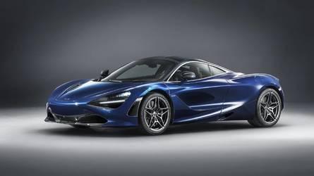MSO'dan McLaren 720S Atlantic Blue