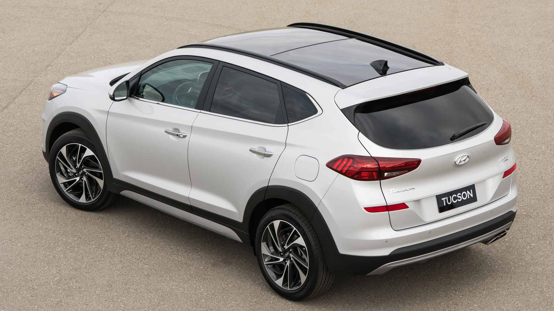 Vwvortex Com 2019 Hyundai Tucson Arrives With Major