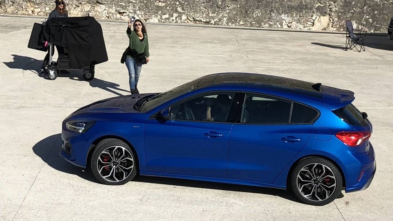 2019 Ford Focus fully revealing image