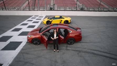 Kia Hilariously Compares 2019 Forte To Lamborghini Aventador