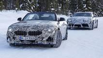 2019 BMW Z4 spy photo