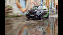 Nuova smart fortwo coupé electric drive 2016