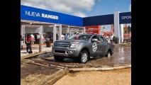 Ford mostra Nova Ranger ao público em evento na Argentina