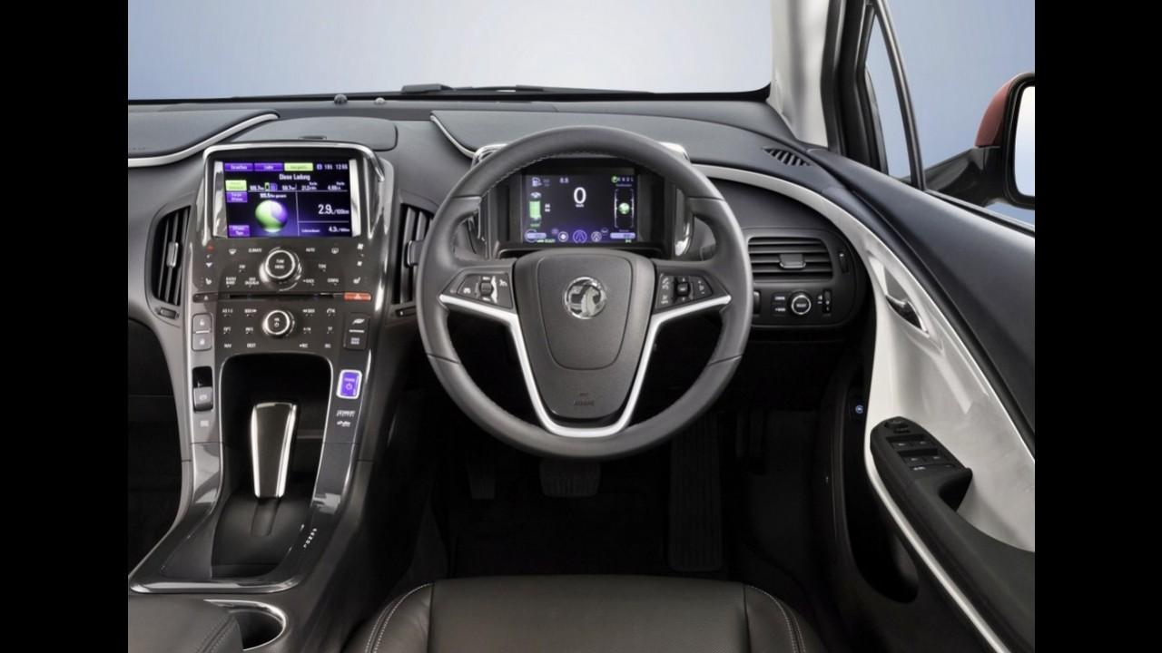 """Vauxhall dá """"Bolsa Combustível"""" para quem comprar um Ampera"""