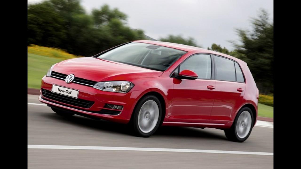 VW Golf Comfortline: versão de entrada chega bem equipada por R$ 66.990