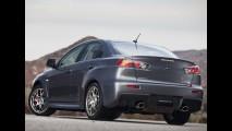 Morte de um mito: Mitsubishi confirma fim de linha para o Lancer Evo
