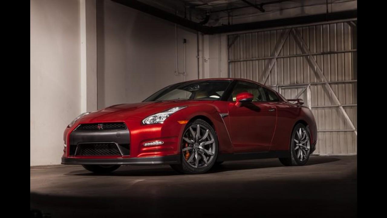 Nissan GT-R já desembarcou no Brasil para o Salão do Automóvel