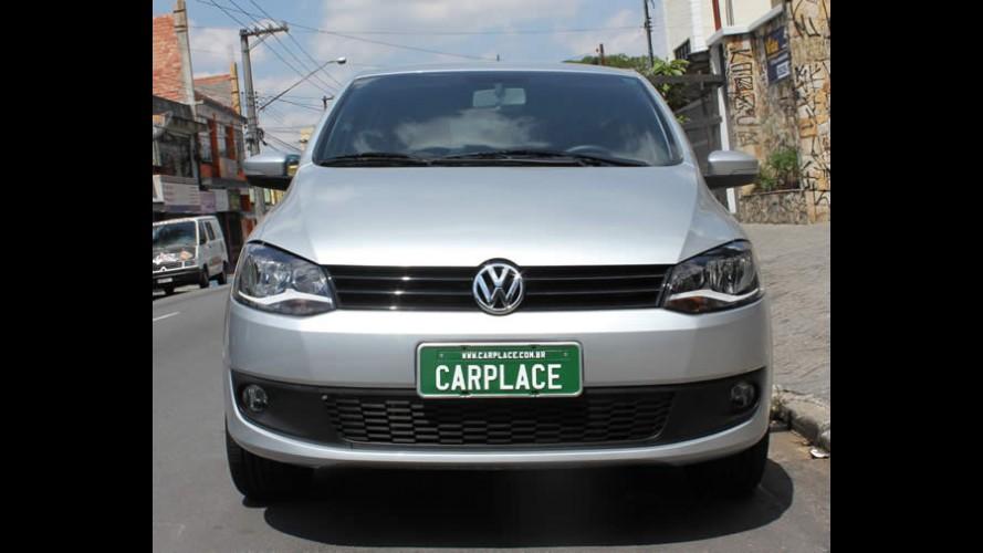 Garagem CARPLACE: Novo Fox na estrada