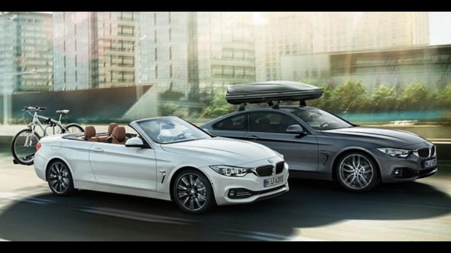 Vazou: confira as primeiras imagens do BMW Série 4 conversível