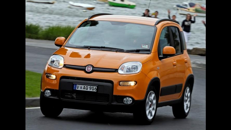 Fiat terá portfólio dividido entre carros