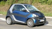 SPY PHOTOS: smart fortwo Cabrio
