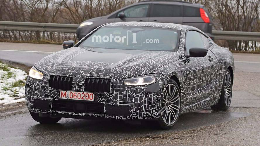 BMW Hid Production-Ready 8 Series Behind Closed Doors In Geneva
