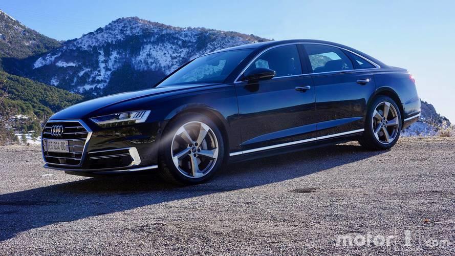 Essai Audi A8 (2018) - La technologie au service du luxe