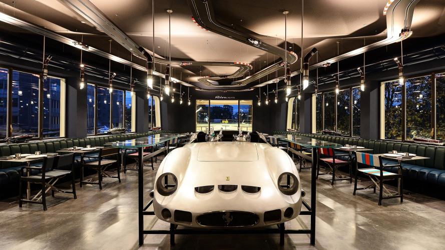 Garage Italia, la stazione di servizio diventa hub creativo
