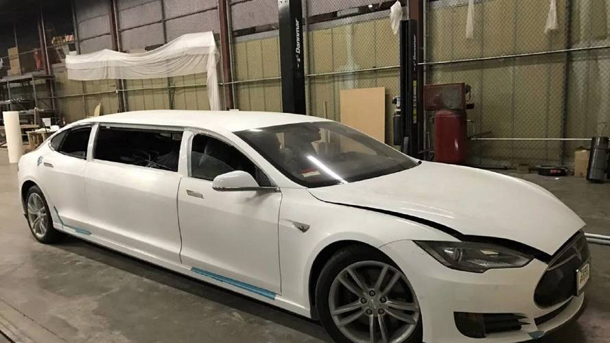 Árulják a 2015 óta készülőben lévő Tesla limuzint