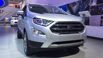 Ford EcoSport 2018 Detroit